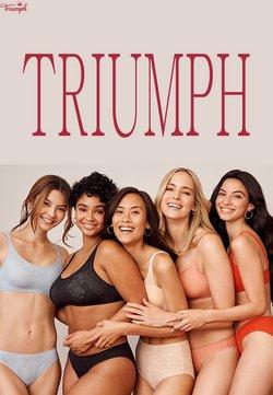 Triumph katalog ( Zbývá 7 dní )