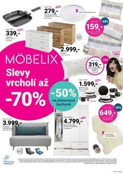 Möbelix katalog ( Zveřejněno dnes )