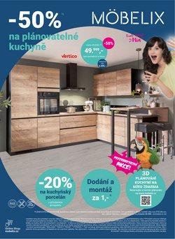 Bydlení a Nábytek akce v Möbelix katalogu ( Zbývá 9 dní)