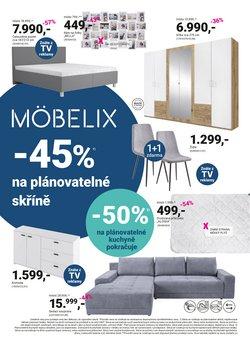 Möbelix akce v Möbelix katalogu ( Zbývá 7 dní)