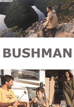 Bushman katalog ( Vypršelo )
