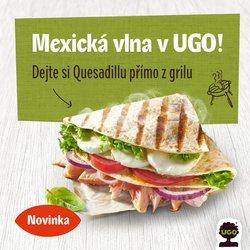 Restaurace akce v UGO katalogu ( Před více než měsícem)
