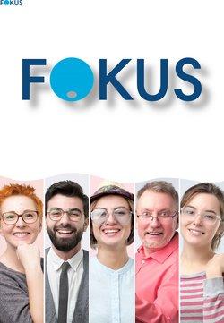 Fokus optik katalog ( Zveřejněno dnes )