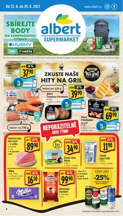 Hyper-Supermarkety akce v Albert katalogu ( Zveřejněno dnes)