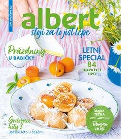 Albert akce v Albert katalogu ( Před více než měsícem)