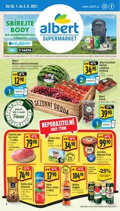 Hyper-Supermarkety akce v Albert katalogu ( Zbývá 2 dní)