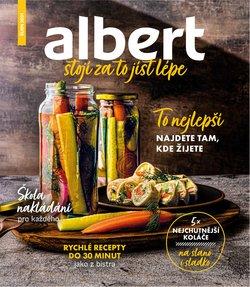 Albert akce v Albert katalogu ( Zbývá 12 dní)