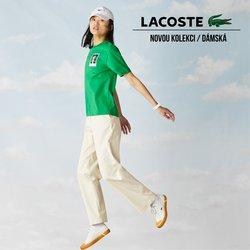 Lacoste akce v Lacoste katalogu ( Zbývá 9 dní)