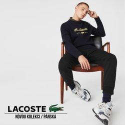 Lacoste akce v Lacoste katalogu ( Před více než měsícem)