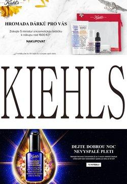 Kiehl's katalog ( Zveřejněno včera )