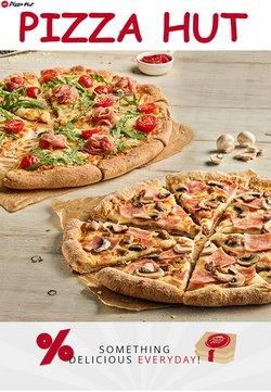 Pizza Hut katalog ( Zveřejněno dnes )