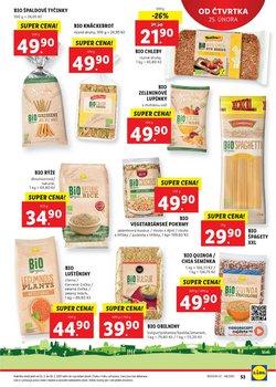 Špagety nabídky v Pardubicích