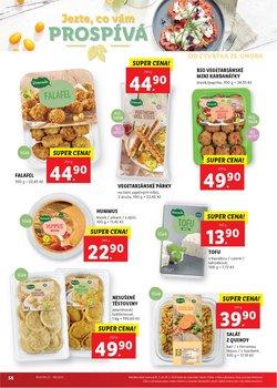 Tofu nabídky v Praze