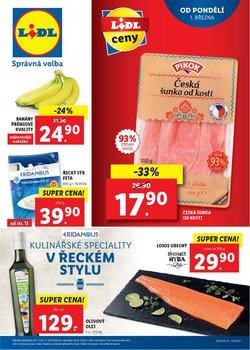 Hyper-Supermarkety akce v Lidl katalogu v Praha ( Zveřejněno dnes )