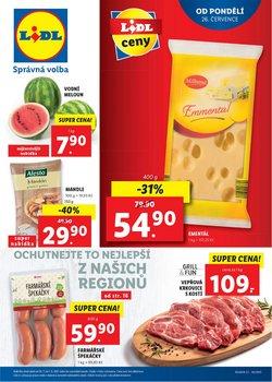 Hyper-Supermarkety akce v Lidl katalogu ( Zveřejněno včera)