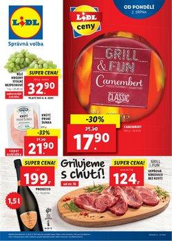 Hyper-Supermarkety akce v Lidl katalogu ( Zbývá 7 dní)