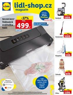 Hyper-Supermarkety akce v Lidl katalogu ( Zbývá 3 dní)