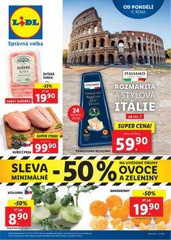 Hyper-Supermarkety akce v Lidl katalogu ( Platnost vyprší dnes)