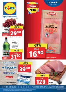 Hyper-Supermarkety akce v Lidl katalogu ( Zveřejněno dnes)