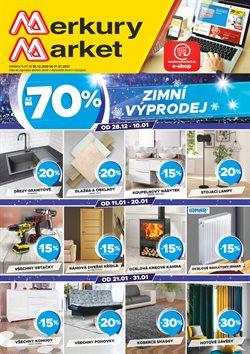 Bidlení a Nábytek akce v Merkury Market katalogu v Pardubice ( Zbývá 5 dní )