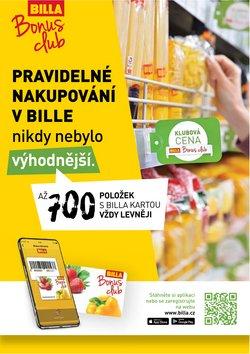 Hyper-Supermarkety akce v Billa katalogu ( Zbývá 8 dní )