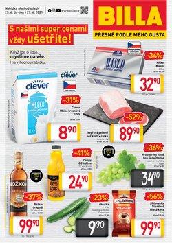 Hyper-Supermarkety akce v Billa katalogu ( Zveřejněno dnes)