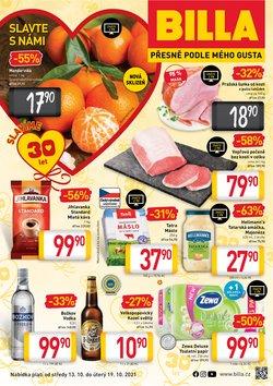 Hyper-Supermarkety akce v Billa katalogu ( Zbývá 2 dní)