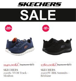 Skechers akce v Skechers katalogu ( Platnost vyprší dnes)