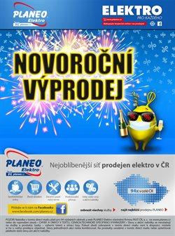 Planeo Elektro katalog ( Vypršelo )