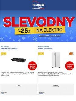 Elektronika a Bílé Zboží akce v Planeo Elektro katalogu ( Platnost vyprší dnes)