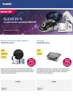 Elektronika a Bílé Zboží akce v Planeo Elektro katalogu ( Zveřejněno včera)