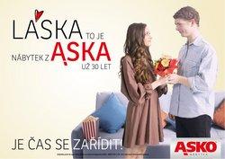 Asko akce v Asko katalogu ( Zbývá 6 dní)