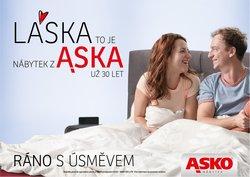 Bydlení a Nábytek akce v Asko katalogu ( Před více než měsícem)