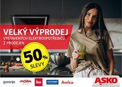 Asko akce v Asko katalogu ( Zbývá 7 dní)
