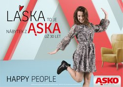 Asko akce v Asko katalogu ( Před více než měsícem)