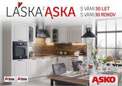 Asko akce v Asko katalogu ( Zbývá 3 dní)