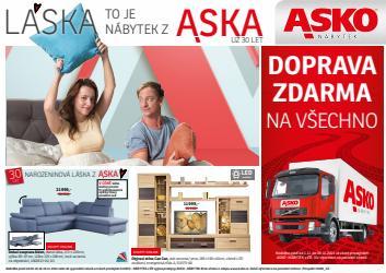 Asko akce v Asko katalogu ( Zveřejněno dnes)