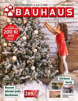 Bauhaus katalog ( Vypršelo )