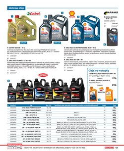Motorový olej nabídky v Praze