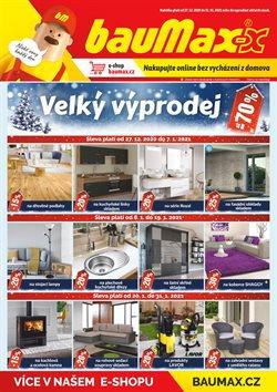 Baumax katalog v Ostrava ( Zbývá 10 dní )