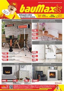 Bydlení a Nábytek akce v Baumax katalogu ( Zbývá 7 dní)