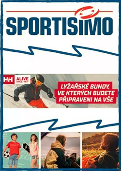 Sportisimo katalog v Praha ( Vypršelo )