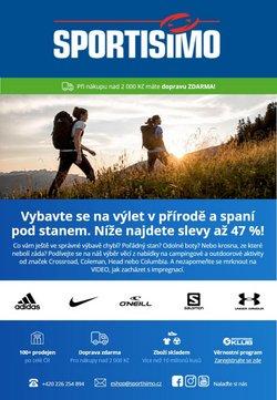 Sport akce v Sportisimo katalogu ( Zbývá 3 dní)