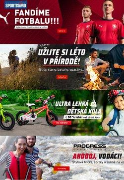 Sport akce v Sportisimo katalogu ( Zbývá 18 dní)