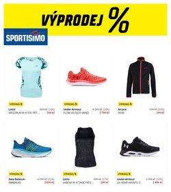 Sportisimo akce v Sportisimo katalogu ( Zveřejněno včera)