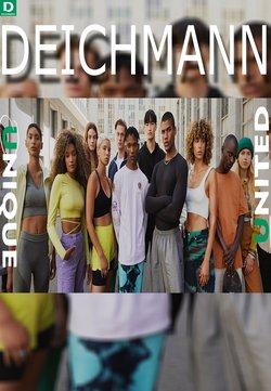Deichmann katalog ( Vypršelo )