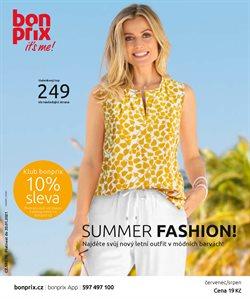 Oblečení, Obuv a Doplňky akce v Bonprix katalogu v Praha ( Před více než měsícem )