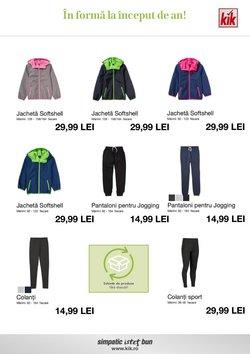Oblečení, Obuv a Doplňky akce v Kik katalogu ( Vyprší zítra )