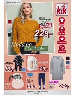 Oblečení, Obuv a Doplňky akce v Kik katalogu ( Zbývá 14 dní)