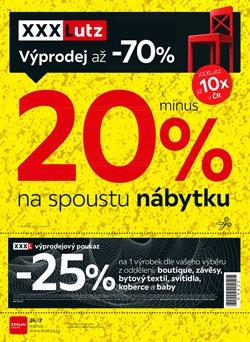 XXXLutz katalog v Černošice ( Vypršelo )